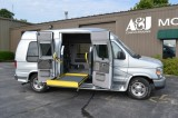 2008 Ford E-Series Van E-150 Wheelchair van for sale
