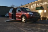 2007 Chevrolet Uplander Wheelchair van for sale