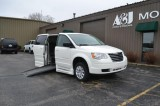 2009 Chrysler Town & Country LX Wheelchair van for sale
