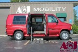 2002 Ford Econoline E250 Wheelchair van for sale