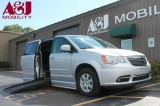 2012 Chrysler Town & Country Touring Wheelchair van for sale
