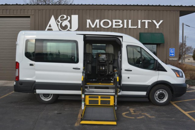 2015 Ford Transit Commercial Vans Ford Transit  Wheelchair Van For Sale