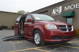 2014 Dodge Grand Caravan SXT Wheelchair van for sale