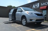 2013 Toyota Sienna LE Wheelchair van for sale