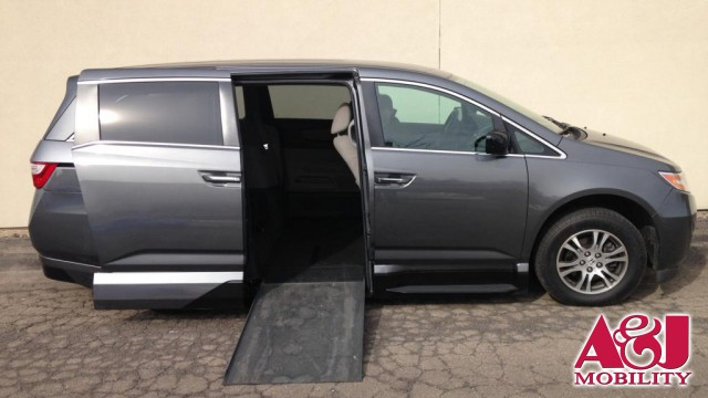 2013 Honda Odyssey VMI Northstar Wheelchair Van For Sale