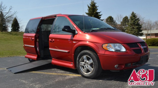 2004 Dodge Grand Caravan VMI Dodge Northstar Wheelchair Van For Sale