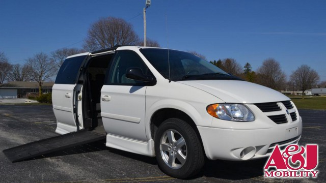 2005 Dodge Grand Caravan Rollx Vans Rollx Fold Out Dodge Wheelchair Van For Sale