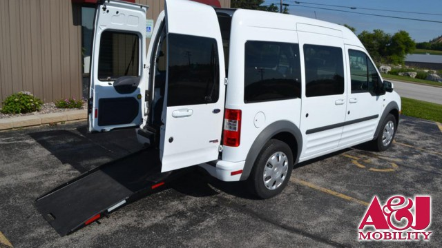 2012 Ford Transit Connect  Wheelchair Van For Sale