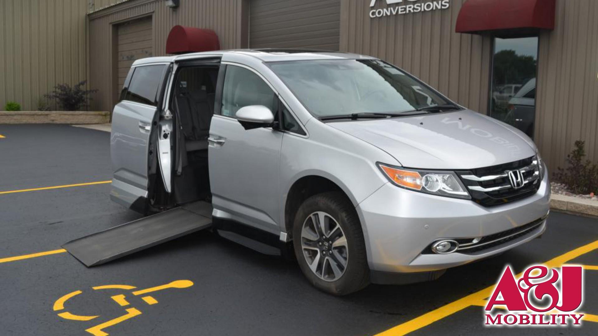 2014 Honda Odyssey Touring 4dr Minivan 35L 6cyl 6A