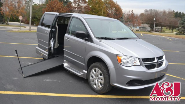 2016 Dodge Grand Caravan VMI Dodge Northstar E Wheelchair Van For Sale