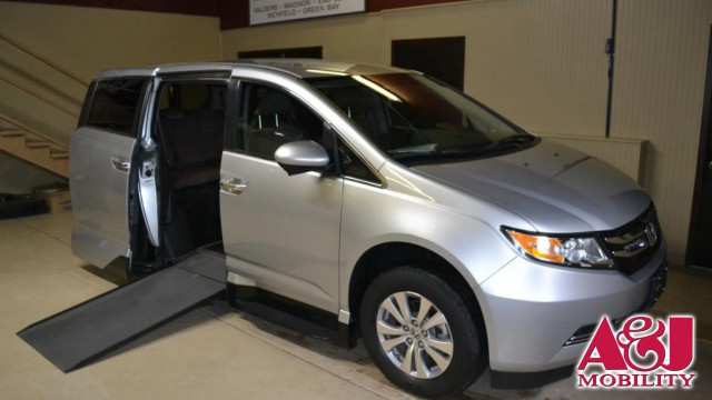 2014 Honda Odyssey VMI Northstar Wheelchair Van For Sale