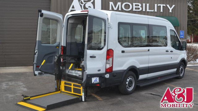 2018 Ford Transit Non Branded A&J Ford Transit Wheelchair Van For Sale