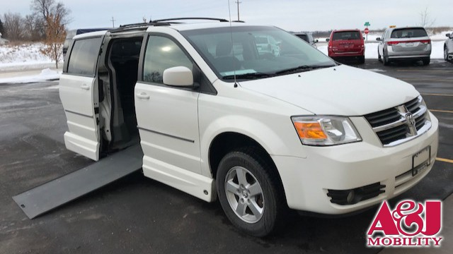 2010 Dodge Grand Caravan VMI Dodge Northstar Wheelchair Van For Sale