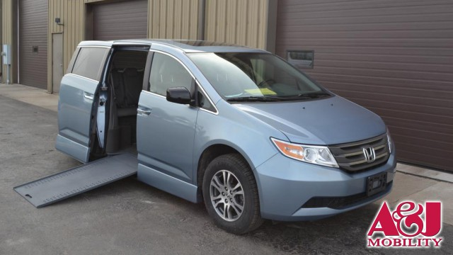 2013 Honda Odyssey Rollx Vans Rollx In Floor Honda Wheelchair Van For Sale