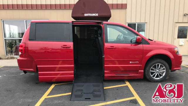 2014 Dodge Grand Caravan  Wheelchair Van For Sale