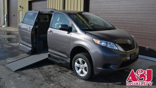 2013 Toyota Sienna VMI NorthstarAccess360 Wheelchair Van For Sale
