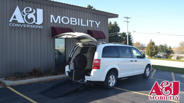 2008 Dodge Grand Caravan Non Branded Please See Description Wheelchair Van For Sale