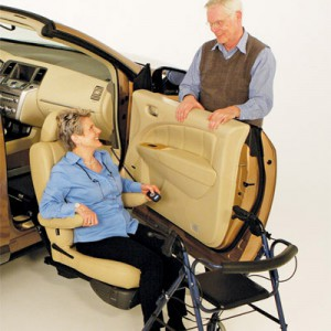 Mobility Transfer Seats for Ve -