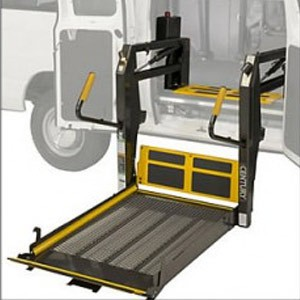 Wheelchair Lift For Van On Commercial Wheelchair Lifts Vans u0026 Ada Wisconsin Au0026j Mobility