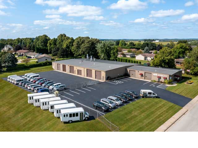 A&J Mobility's Facility in Valders, WI