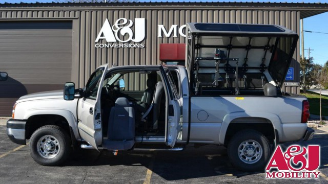 Used 2006 Chevrolet Silverado 2500HD.  ConversionNon Branded Please See Description