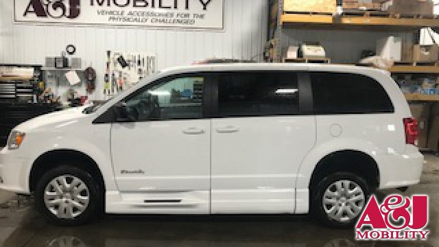 New 2018 Dodge Grand Caravan.  Conversion