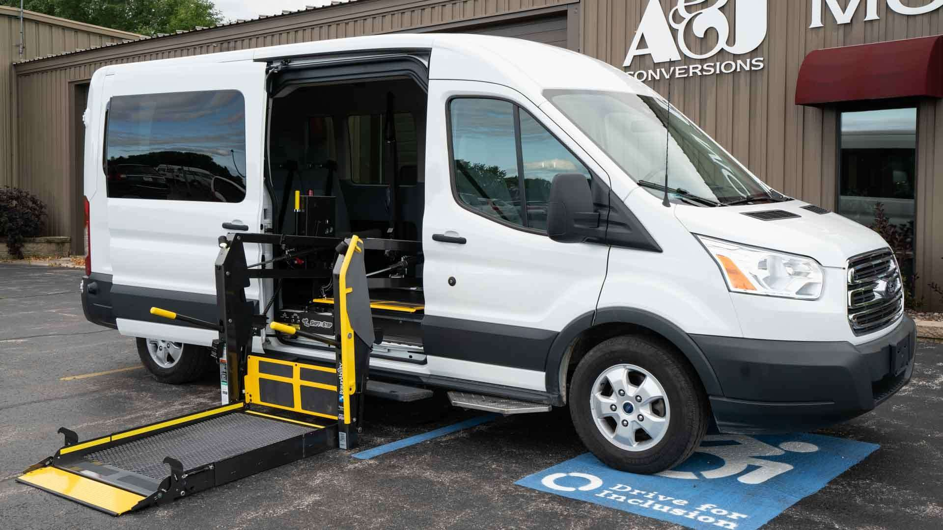 Van For Sale | A&J Mobility