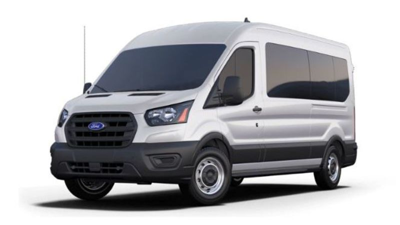 New 2020 Ford Transit.  ConversionCommercial Vans Ford Transit