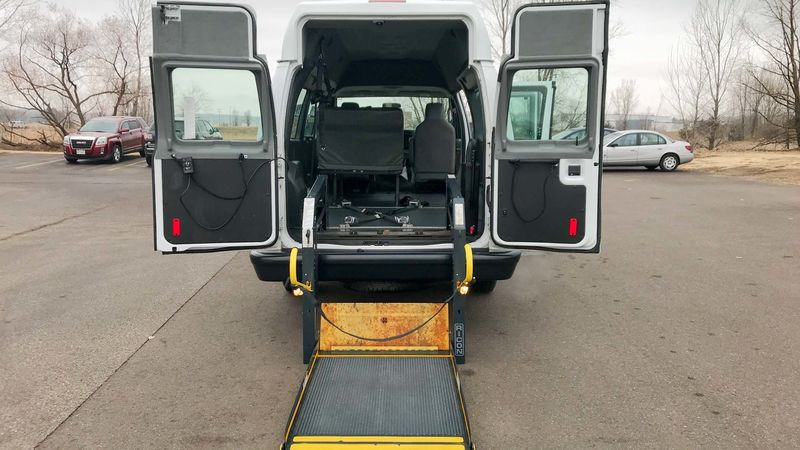 Used 2013 Ford E-250.  ConversionFull Size Van Conversion