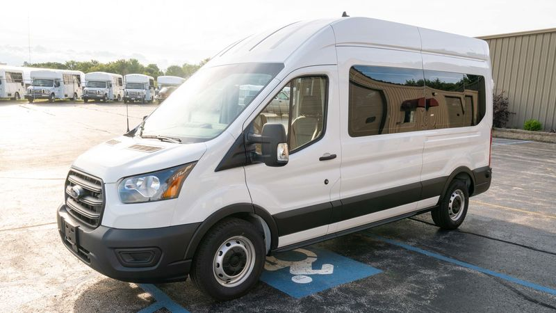 New 2020 Ford Transit.  ConversionA&J Ford Transit