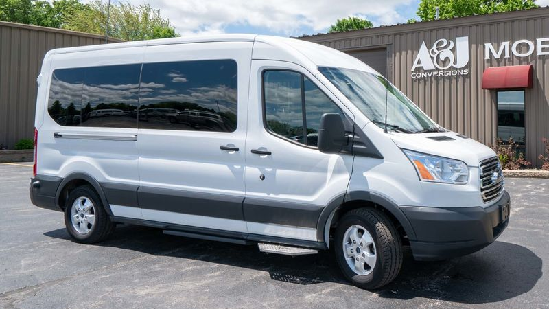 Used 2018 Ford Transit.  ConversionA&J Ford Transit