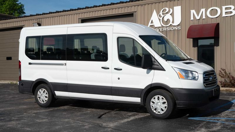 Used 2019 Ford Transit.  ConversionA&J Ford Transit