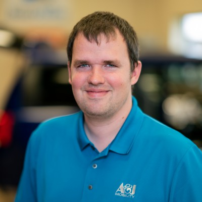 Greg Heinen - Mobility Consultant at A&J Mobility