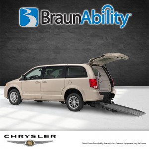 BraunAbility Chrysler Power Re