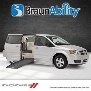 Dodge CompanionVan SE by Braun