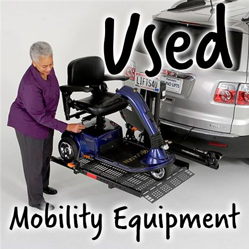 Mobility Equipment - Mobility Equipment