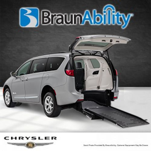 BraunAbility Rear Entry Chrysl