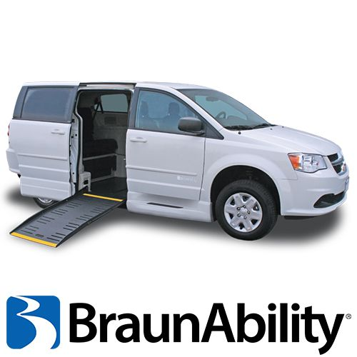 BraunAbility Dodge Side-Entry