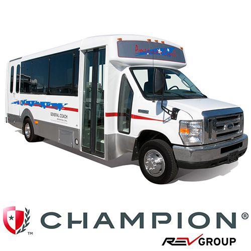 Champion Bus | A&J Commercial