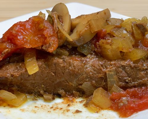 Onion Swiss Steak - From Our F