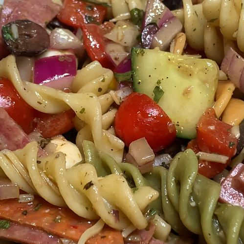 Italian Pasta Salad - From Our